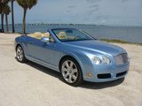 2008 Bentley Continental GTC Convertible WITH ONLY 29K MILES STUNNING UNMOLESTED EXAMPLE .