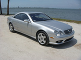 2003 Mercedes-Benz CL500 73K MILES 1 LOCAL OWNER PRISTINE CONDITION