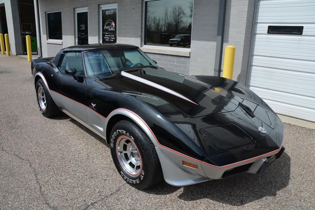 1978 chevrolet corvette indianapolis 500 pace car. Black Bedroom Furniture Sets. Home Design Ideas
