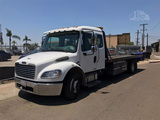 2007 Freightliner Business Class M2 106 Flatbed