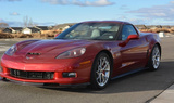 2010 Chevrolet Corvette Z06 Hardtop Coupe