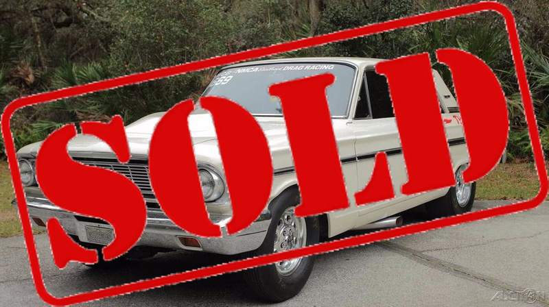 1964 Ford Thunderbolt 4F41F242376 - Vehicle Selling