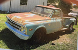 1968 Chevrolet C10 Long Bed Step-side Truck