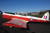 1951 DeHavilland DHC-1 Chipmunk