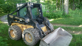 2000 New Holland LX665 Skid Steer