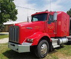 2010 Kenworth T800 and 2010 Timpte Trailer