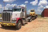 2011 Peterbilt 388 Cab Chassis