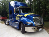 2015 International Prostar Eagle Sleeper Conventional