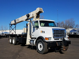 2006 Sterling LT7500 2006 National 800D 100' Crane Conventional