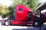 2009 Kenworth T2000 Cummins  ISX 400