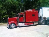 2001 Kenworth W900 Caterpillar  6NZ