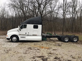 2001 Kenworth T2000 Cummins  Signature ISX