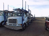 2007 Sterling 9500 Boyston 9 Car Hauler Mercedes-Benz MBE4000