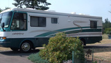 1997 Damon Motor Coach Intruder 359B Diesel Pusher