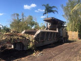 2005 Bandit 3680 Towable Recycler Grinder Chipper