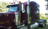 2008 Peterbilt 389 Cummins  ISX