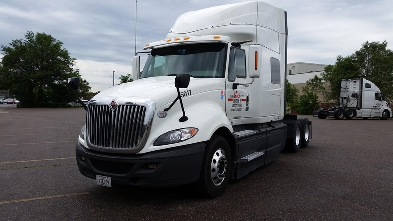 2014 International Prostar Semi Sleeper - Vehicle Selling