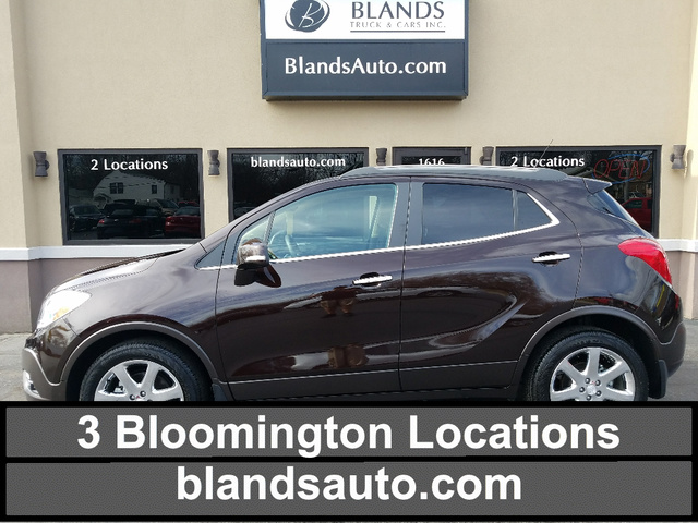 2014 Buick Encore SUV/Crossover Leather