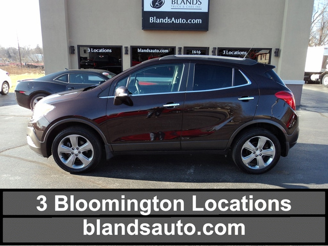 2014 Buick Encore SUV/Crossover AWD