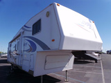 2007 HOLIDAY RAMBLER SAVOY 34RLBS