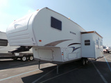 2004 ROCKWOOD 5TH WHEEL WILL OWNER FINANCE 8285SS
