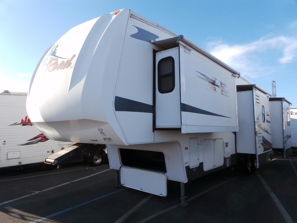 2007 Pilgrim Open Road 358rl Owner Financing No Credit