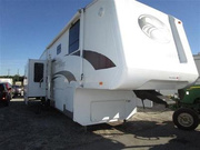 2006 CROSSROADS PARADISE POINT 35SL WILL OWNER FINANCE