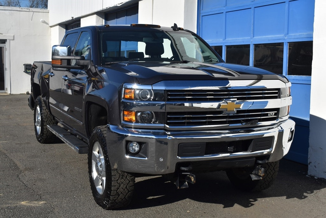2016 Chevrolet Silverado 2500HD LTZ full