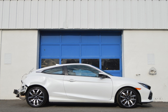 2017 Honda Civic Si full