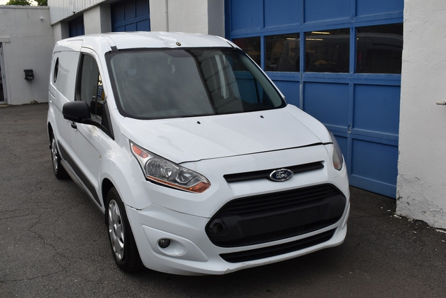2016 Ford Transit Connect XLT full