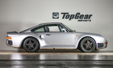 1988 Porsche 959 Komfort One of the Lowest Mile Example