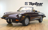 1979 Alfa Romeo Spider Veloce Roadster Only 6,262 Miles