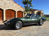 1969 CHEVROLET CORVETTE L89 CONVERTIBLE MANUAL