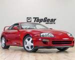 1998 Toyota Supra Turbo Coupe