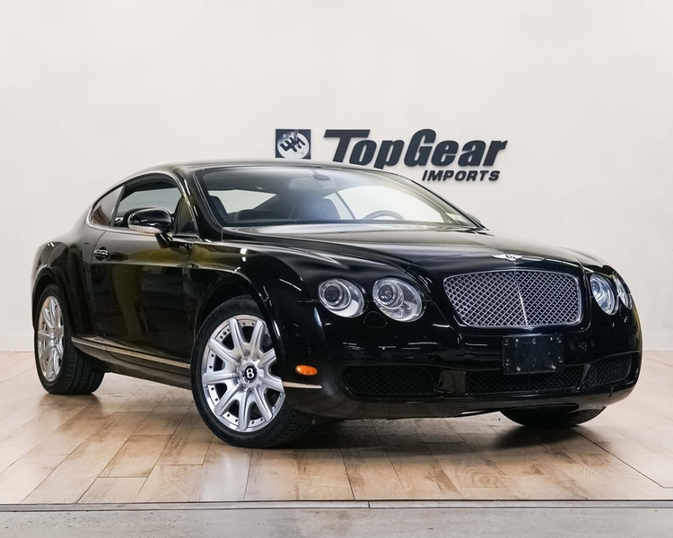 USED 2005 Bentley Continental GT Coupe