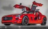 2013 Mercedes-Benz SLS AMG GTS Coupe