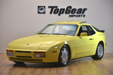 1987 Porsche 944 Turbo 2dr Hatchback