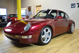 1996 Porsche 911 Carrera Tiptronic Coupe