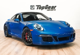 2016 Porsche 911 Carrera GTS 7-Speed Manual Coupe
