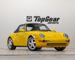 1996 Porsche 911 Carrera C2 Cabriolet 6-Speed Convertible