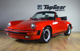 1986 Porsche 911 Carrera Convertible