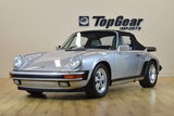 1989 Porsche 911 Carrera 25th Anniversary Convertible