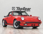 1989 Porsche 911 Carrera Turbo Cabriolet Convertible