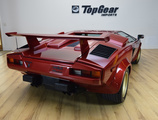 1987 Lamborghini Countach  Red with Tan Leather