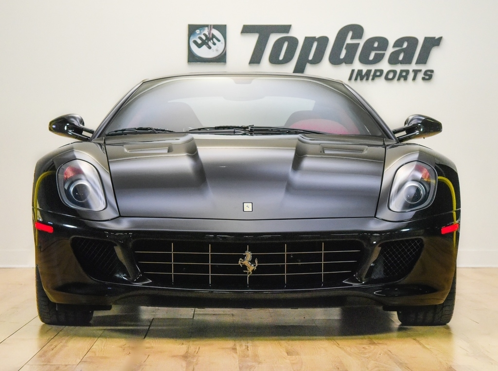 ferrari 599 manual transmission for sale