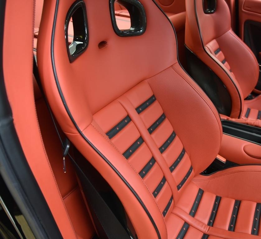 2007 Ferrari 599 GTB Fiorano F1A Coupe ZFFFC60AX70154000