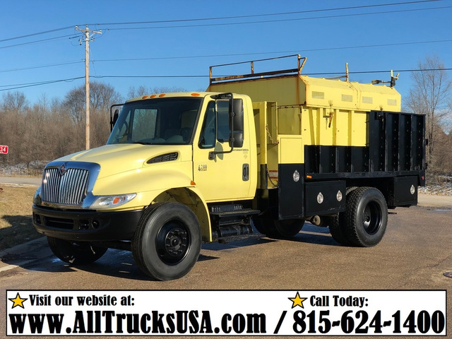 Bucket and Forestry Trucks For Sale