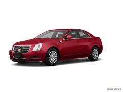 2011 Cadillac CTS LUXURY AWD Sedan