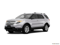 2013 Ford Explorer XLT AWD with NAVIGATION SUV