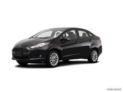 2014 Ford Fiesta SE MT